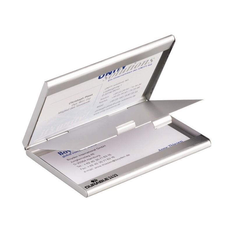 Visitenkarten Box Business Card Duo